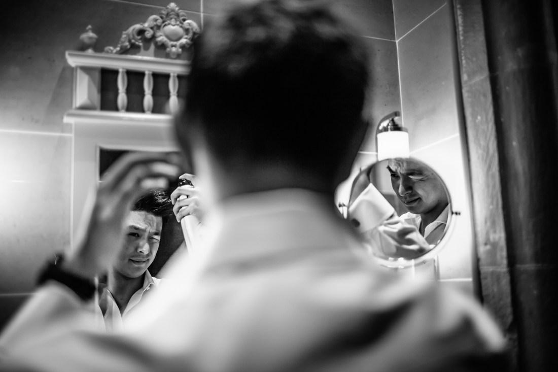 Sonia & Vincent - Sansom Photography Peckforton Castle Wedding Photography-26