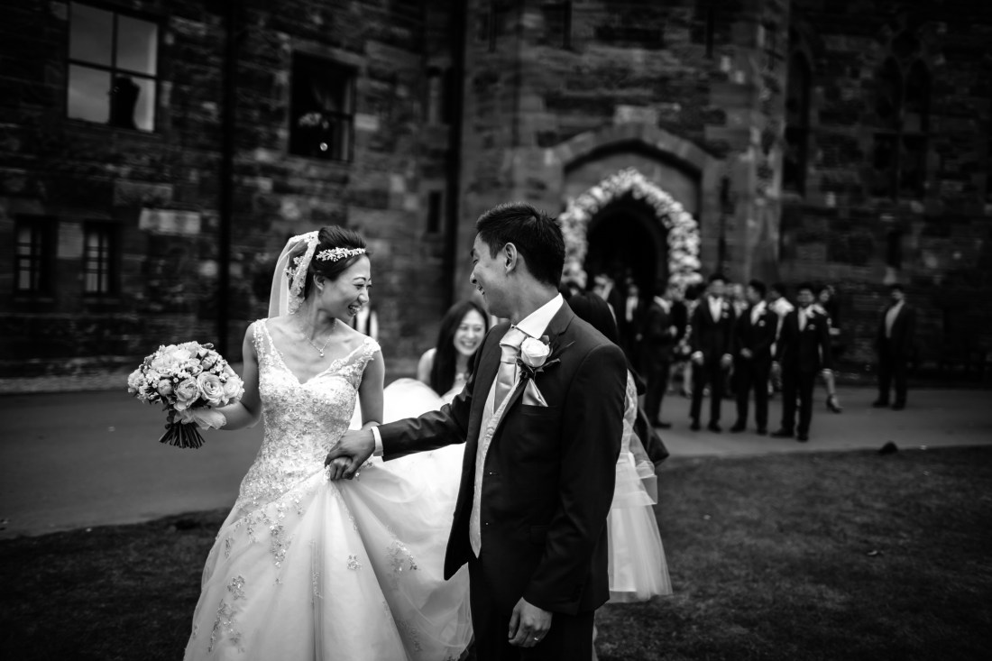 Sonia & Vincent - Sansom Photography Peckforton Castle Wedding Photography-42