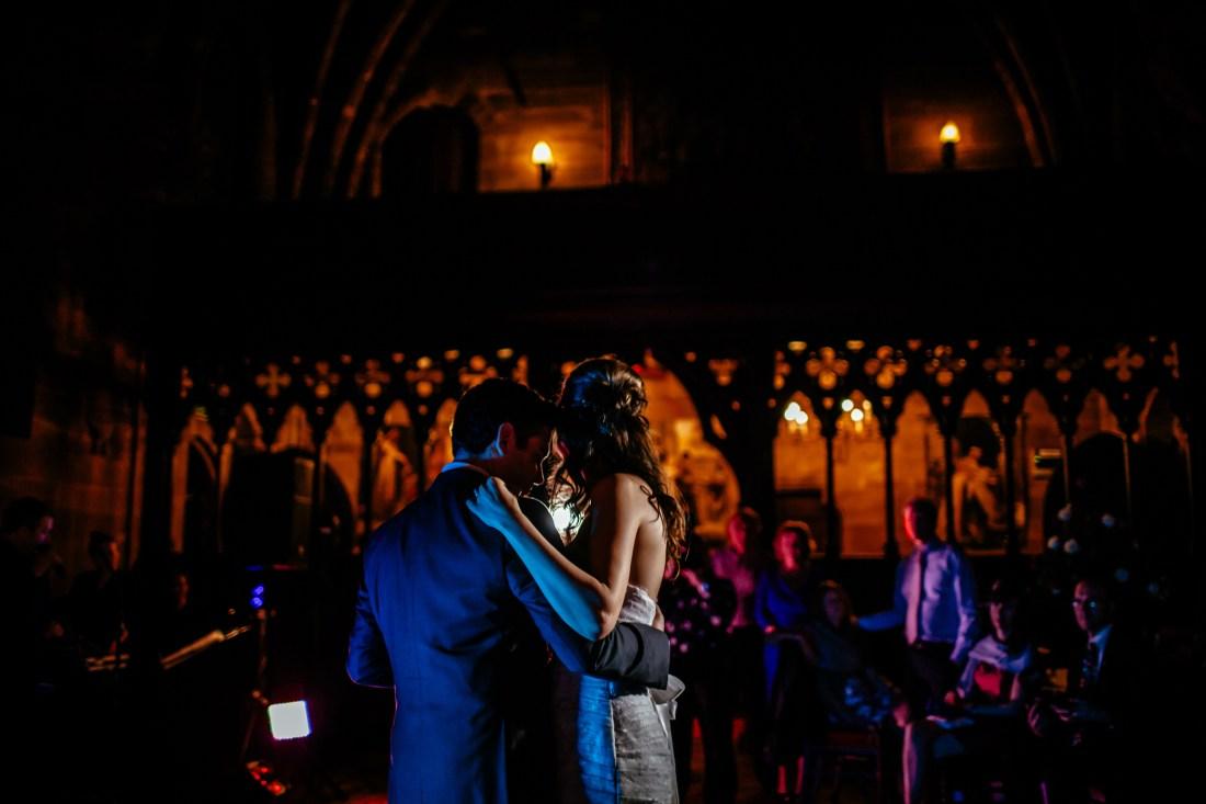 Emma & Alex Peckforton castle wedding - Sansom Photography-50