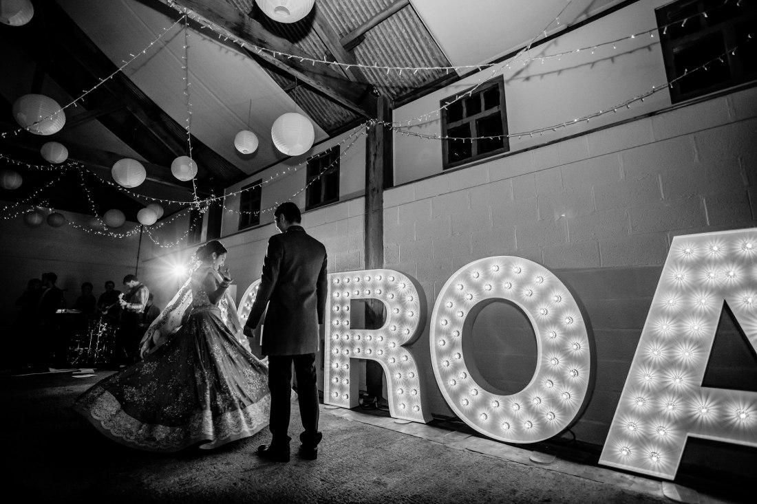 Mekhala & Gareth - Sansom Photography Barmbyfield Barns Wedding York-28
