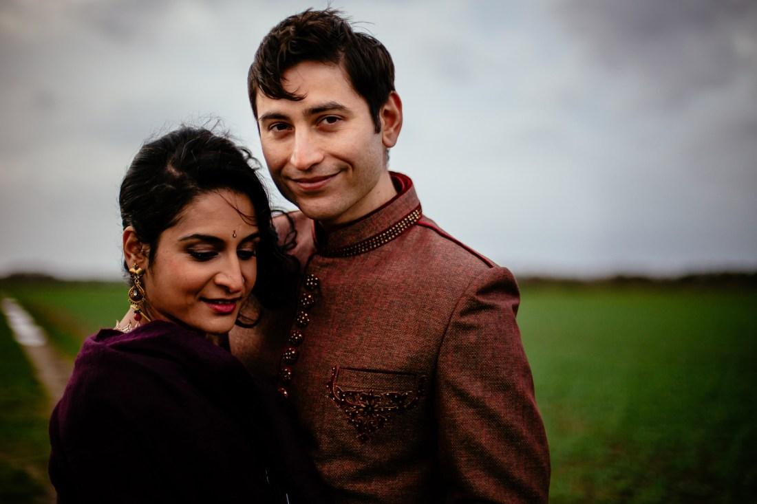 Mekhala & Gareth - Sansom Photography Barmbyfield Barns Wedding York-37