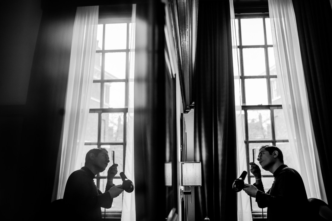 Mekhala & Gareth - Sansom Photography Barmbyfield Barns Wedding York-44