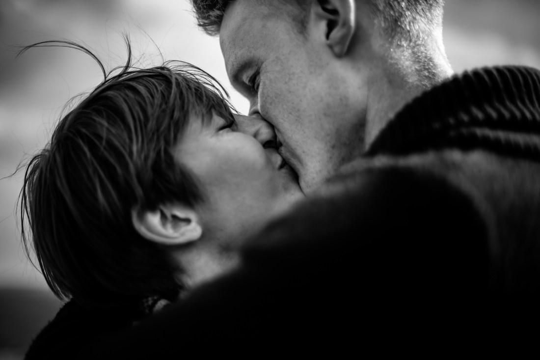 Helen & Adam Malham Cove engagement Photography Sansom photography-12