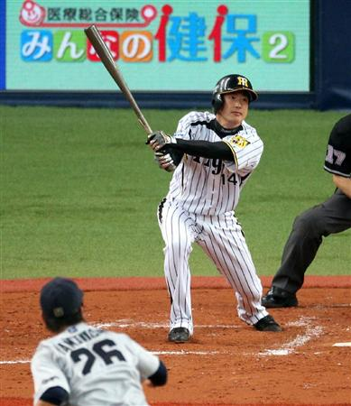打棒健在!阪神・能見、今季初安打初打點マーク! (1) - 野球 - SANSPO.COM(サンスポ)