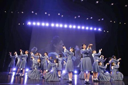 イオンモール岡山で握手会イベントを行ったSTU48