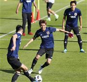 乾「まずはベティスよりもW杯」 全體練習こなす - サッカー - SANSPO.COM(サンスポ)