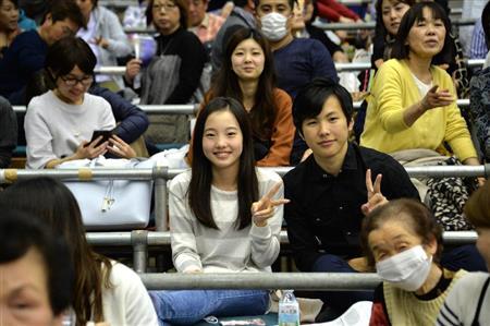 本田真凜、初の相撲観戦「琴バウア、宇良バウア知っています」(畫像2) - スポーツ - SANSPO.COM(サンスポ)