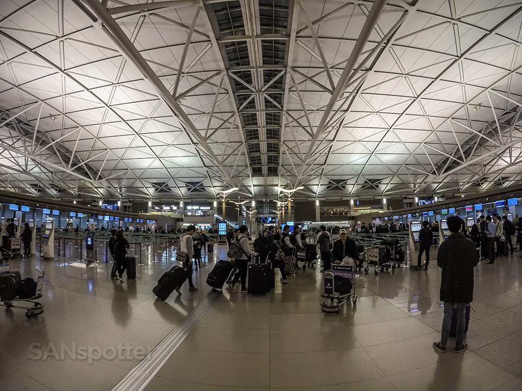 Asiana Airlines A330-300 business class Seoul to Hong Kong – SANspotter