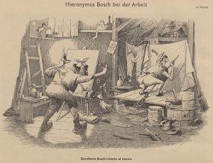 1 – Hieronymus Bosch