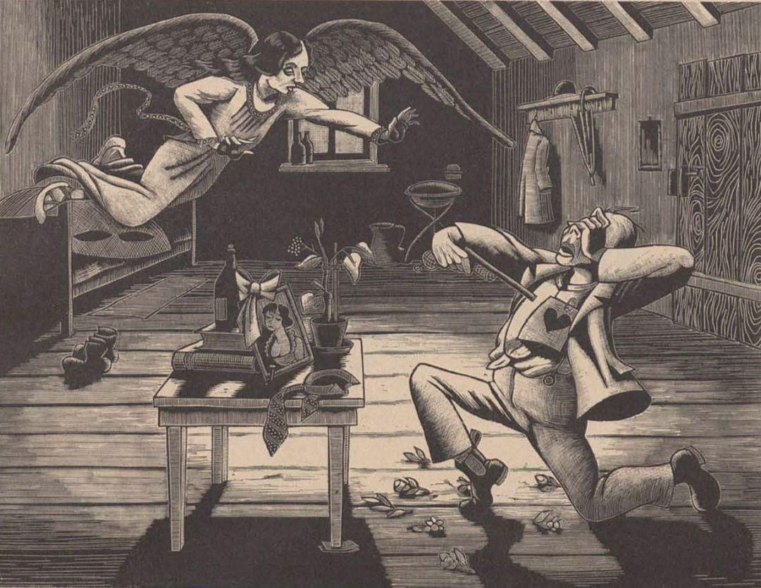 (1934) El Ángel de la Guarda