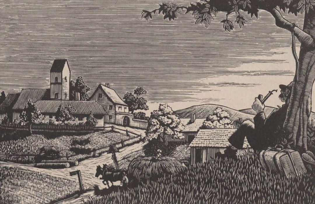 (1942) Der Hausierer
