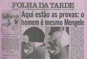 Mengele-calavera
