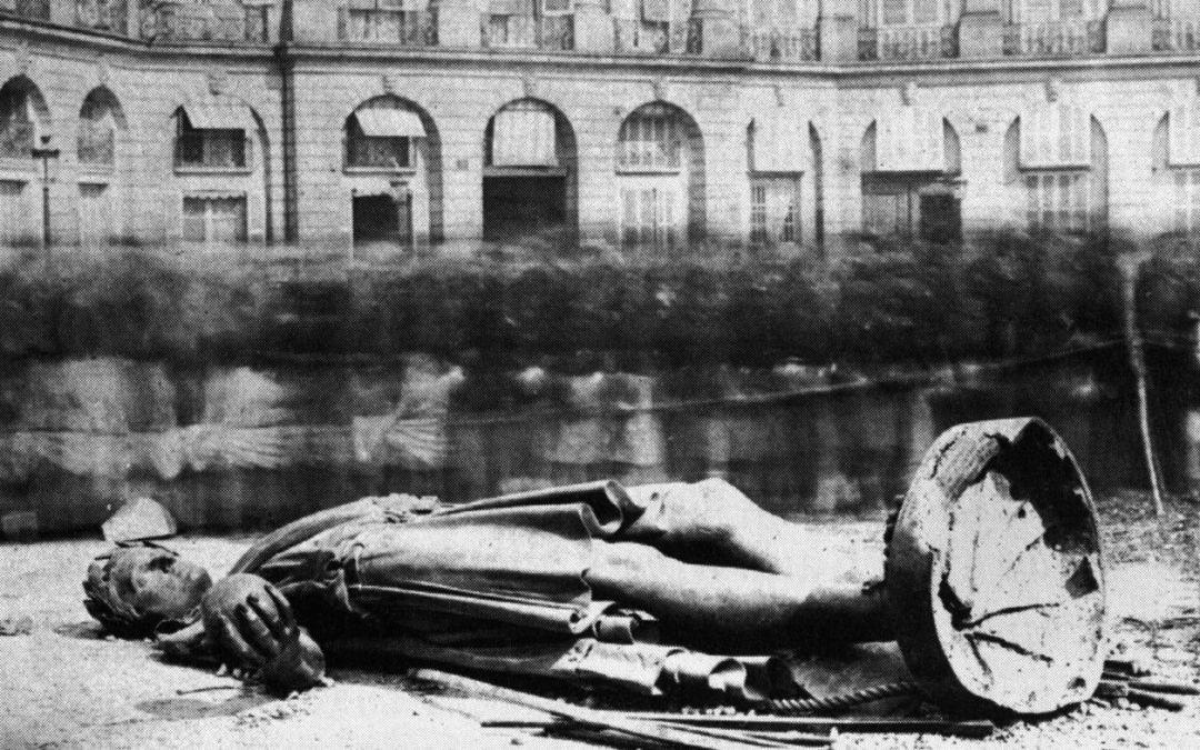 """Introducción """"Iconoclasia. Historia y psicología de la violencia contra las imágenes"""""""