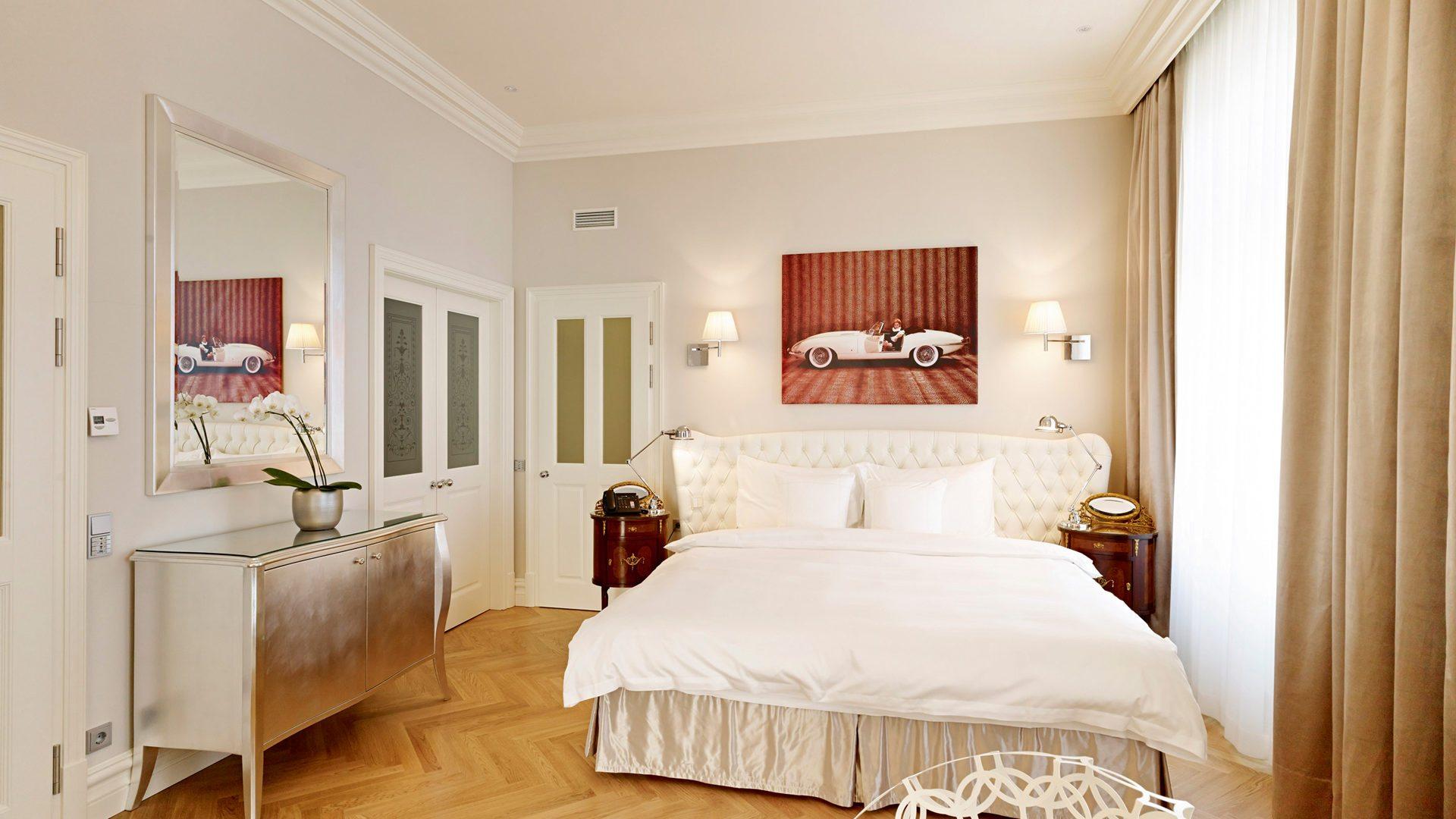 Jaguar Suite Hotel Sans Souci Vienna