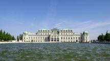 Belvedere Hotel Sans Souci Wien