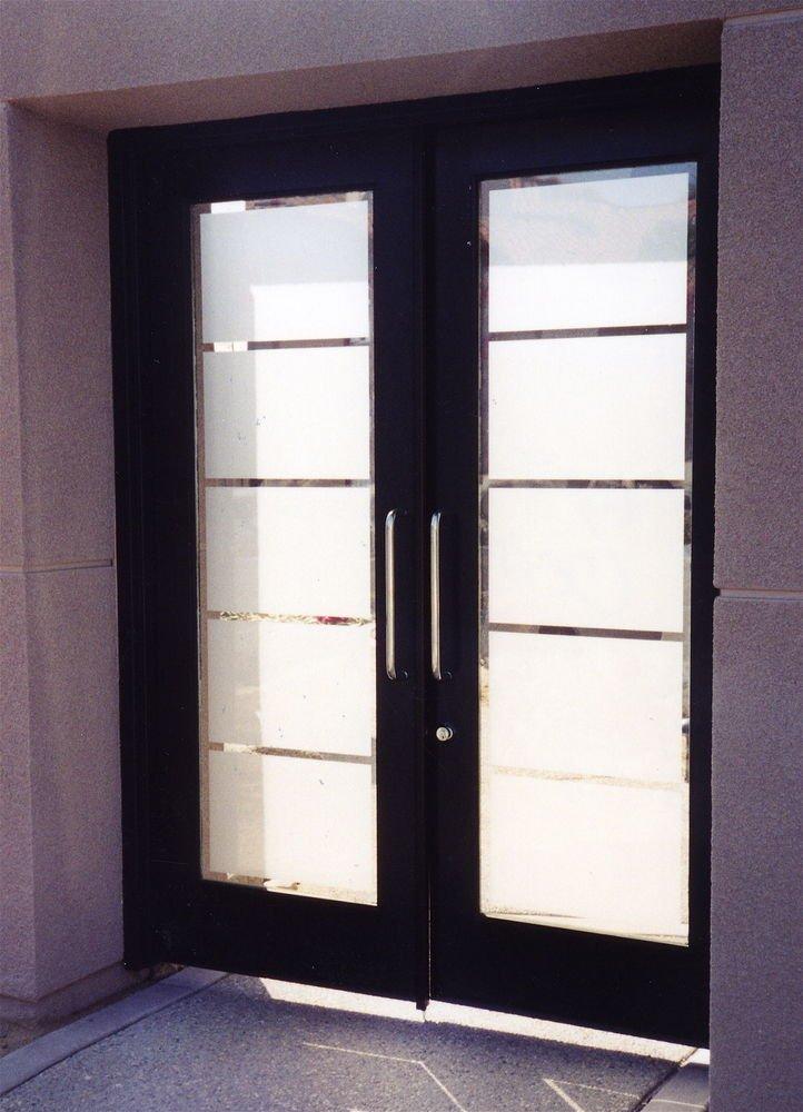 Front Doors Creative Ideas: Contemporary Front Door