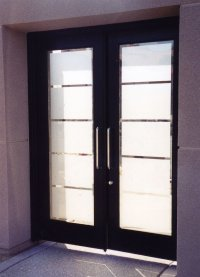 Front Doors Creative Ideas: Contemporary Front Door