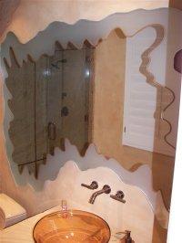 custom mirror - Sans Soucie Art Glass