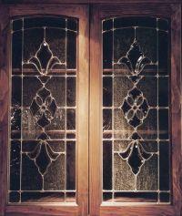 Cabinet Glass - Sans Soucie Art Glass