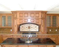 glass klitchen cabinets - Sans Soucie Art Glass