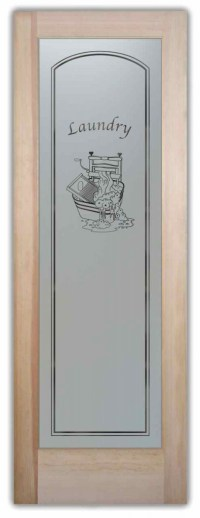 Pantry Doors with Glass that YOU Design! - Sans Soucie Art ...