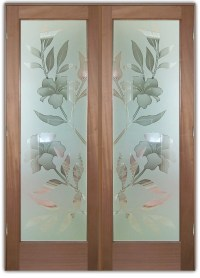 Etched Glass Designs with a Floral Feel - Sans Soucie Art ...