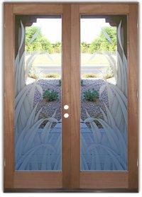 Double Entry Doors - Page 2 of 2 - Sans Soucie Art Glass