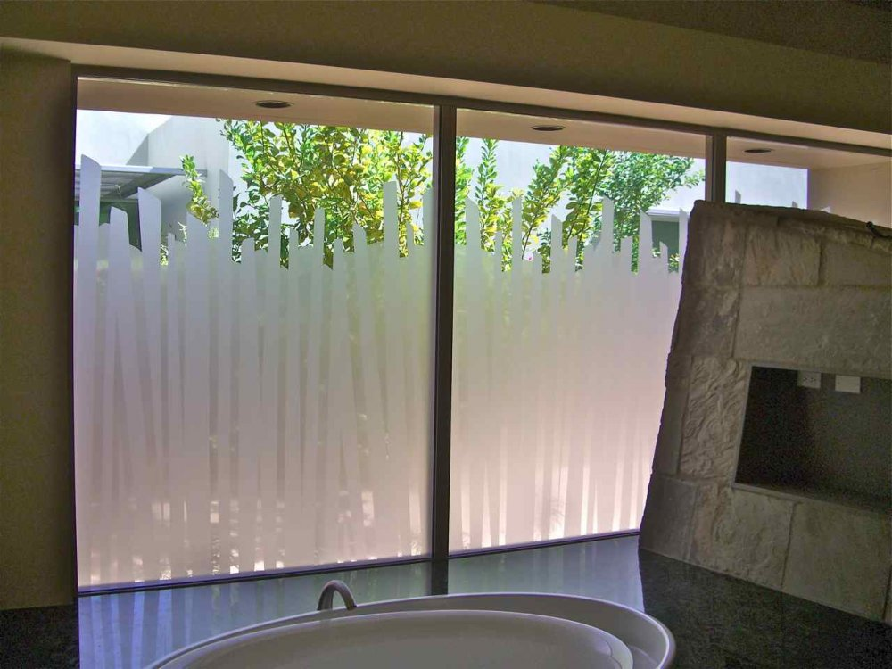 Cane Glass Window Etched Glass Moroccan Decor