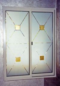 Etched Mirror Designs