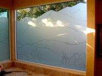 decorative glass windows