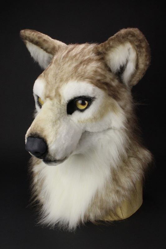 Meet Max The Very First Furry Mask Made By Sans Souci Studios Sans Souci Studios