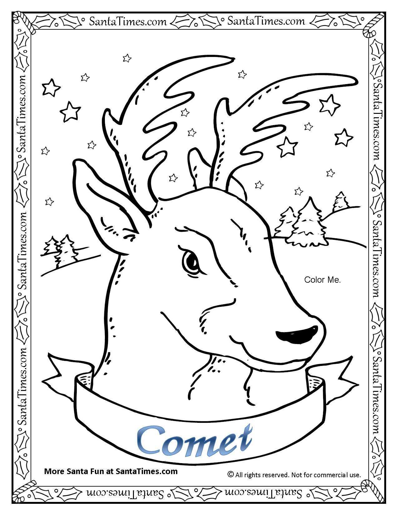 Et The Reindeer