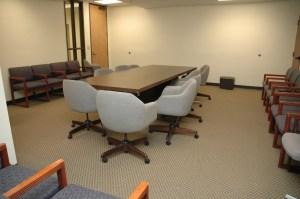 Conference Room at Santa Teresita