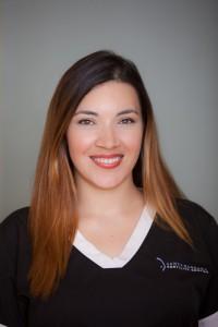 Cynthia Perez, Front Office Coordinator