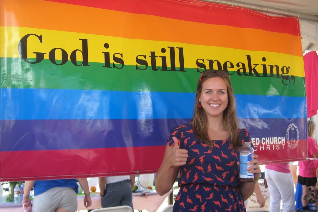 LGBT outreach