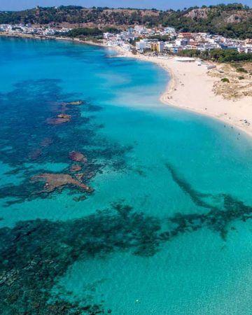 Lido Conchiglie Beach