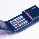 24. Cell phones looked like this.