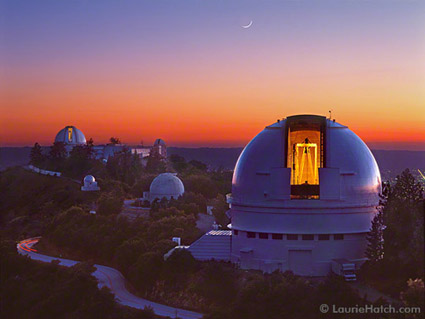 Google gives Lick Observatory $1 million