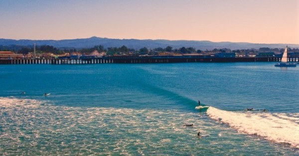Travel Diary: Coworking in Santa Cruz