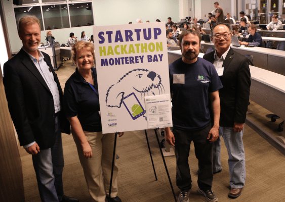 CSUMB Hackathon Teams Create Cool Mobile Apps, Lifelong Connections