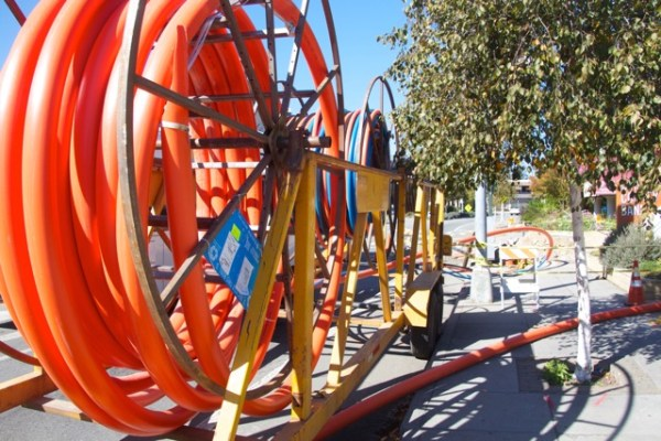 Cruzio announces start of Santa Cruz Fiber project