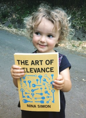 Introducing: The Art of Relevance by Nina Simon