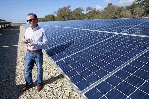"Merrill Farms in Salinas ""harvesting sun for profit, sustainability"""