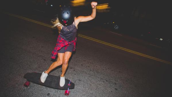 Fast Co: A Skateboard Startup's Radical Ambition: Disrupting Urban Transit
