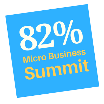 82% Micro Business Summit returns April 28