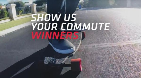 Watch: Inboard shows off the best commute videos