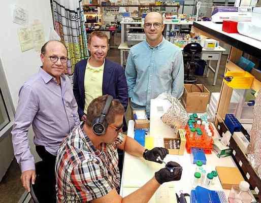 Biotech's rapid growth on Santa Cruz's Westside