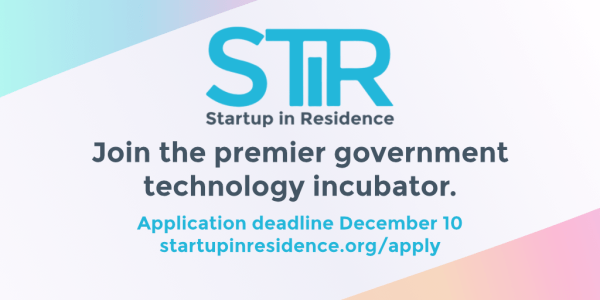 County of Santa Cruz invites tech startups to participate in STIR program