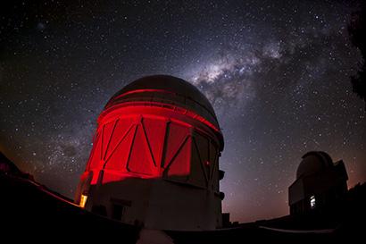 Physicist Tesla Jeltema probes the mysteries of dark matter and dark energy