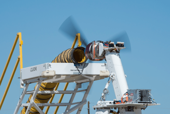 NASA begins testing on Joby Aviation-designed cruise motors for all-electric x-plane